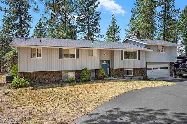 11602 S Gardner Rd, Cheney, WA 99004 (#202020337) :: The Hardie Group