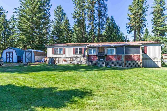 35312 N Newport Hwy #241, Chattaroy, WA 99003 (#202020338) :: Top Agent Team