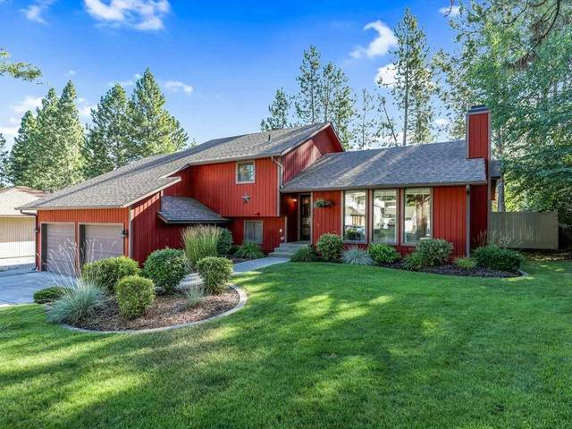 3815 S Dearborn St, Spokane, WA 99223 (#202020382) :: The Hardie Group