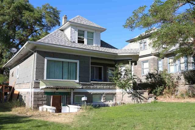 414 W Mansfield Ave, Spokane, WA 99205 (#202020438) :: The Hardie Group