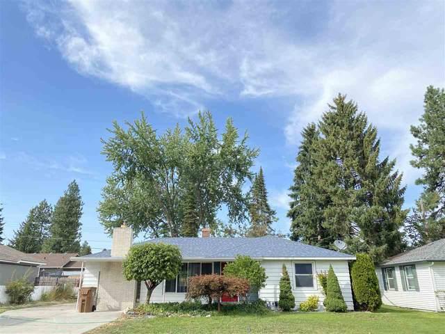 220 W Franklin Ct, Spokane, WA 99205 (#202020445) :: The Hardie Group