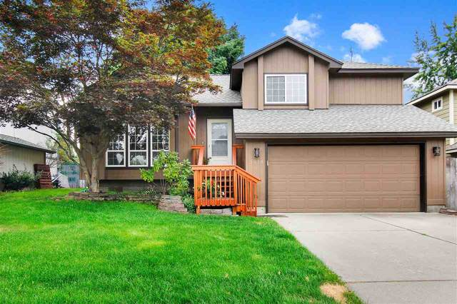 3918 E 25th Ave, Spokane, WA 99223 (#202020461) :: The Hardie Group