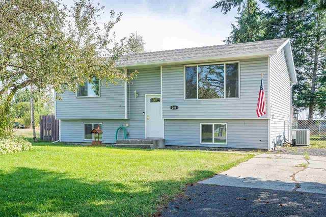 206 E 4th Ave, Deer Park, WA 99006 (#202020470) :: The Hardie Group
