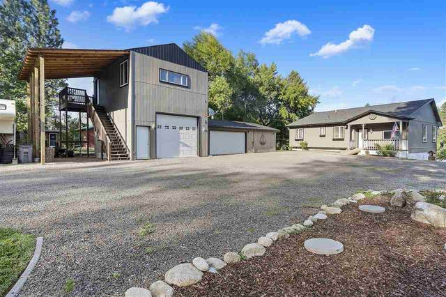 38002 N Lakeside Dr, Elk, WA 99009 (#202020546) :: Top Agent Team
