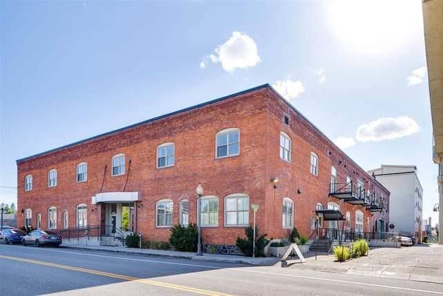 152 S Jefferson St Unit B, Spokane, WA 99201 (#202020549) :: RMG Real Estate Network