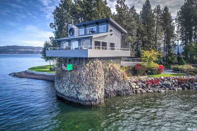 4383 S Arrow Point Dr, Harrison, ID 83833 (#202020550) :: Prime Real Estate Group