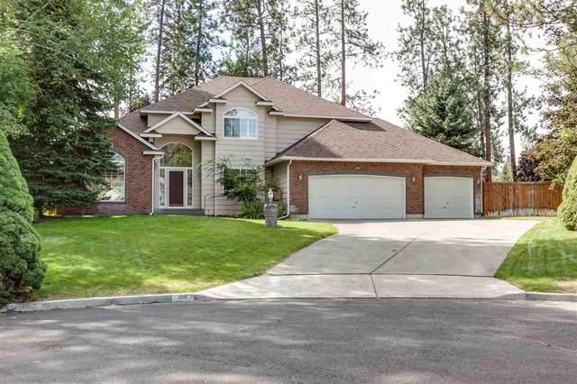 1201 E Blue Heron Ct, Spokane, WA 99208 (#202020866) :: Top Spokane Real Estate