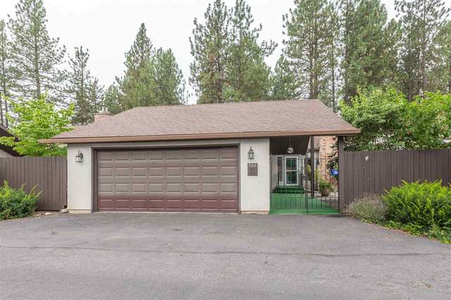 506 W Hastings Rd #506, Spokane, WA 99218 (#202021000) :: Five Star Real Estate Group