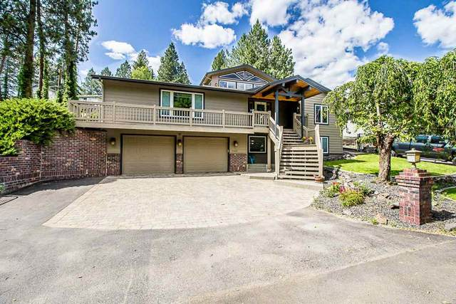 24415 E Gage St, Liberty Lake, WA 99019 (#202021008) :: Top Agent Team