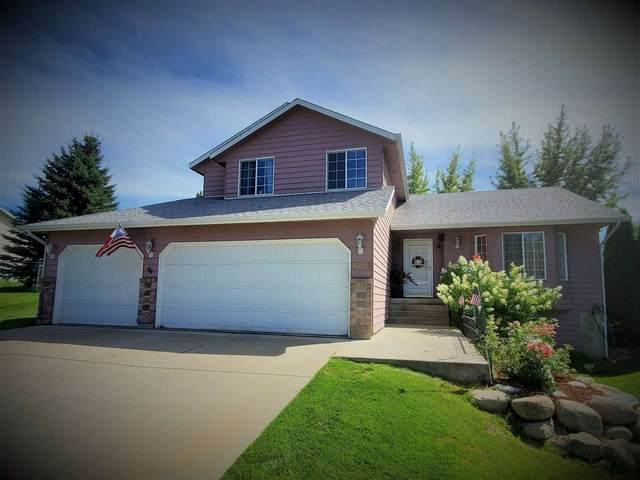 1208 E Chantel Dr, Spokane, WA 99208 (#202021009) :: Top Spokane Real Estate