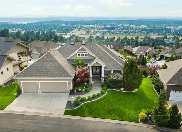 5614 S Savannah Ln, Spokane, WA 99223 (#202021112) :: Top Spokane Real Estate