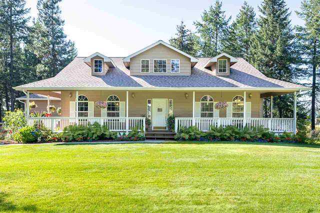 32223 N White Tail Ln, Chattaroy, WA 99003 (#202021222) :: Top Agent Team