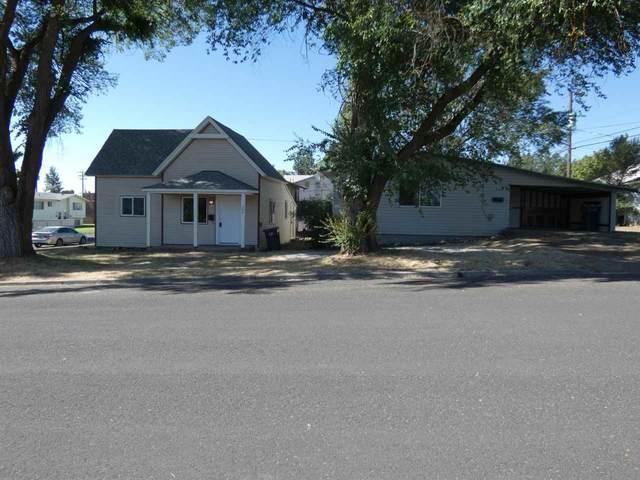 304-308 Vine St, Cheney, WA 99004 (#202021250) :: The Spokane Home Guy Group
