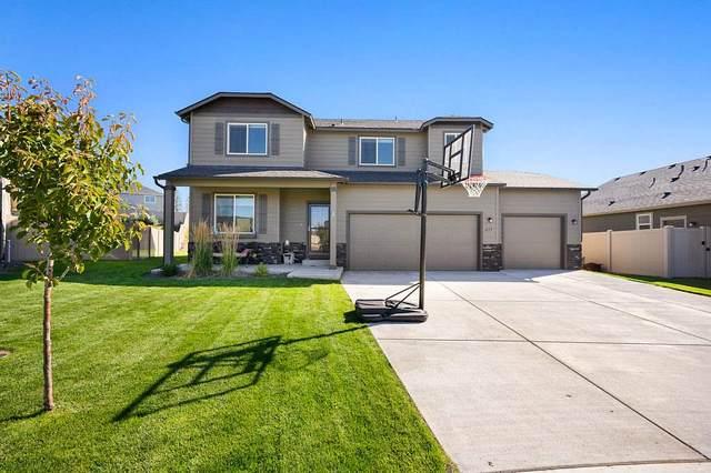655 W Eagleview Ct, Spokane, WA 99224 (#202021497) :: The Synergy Group