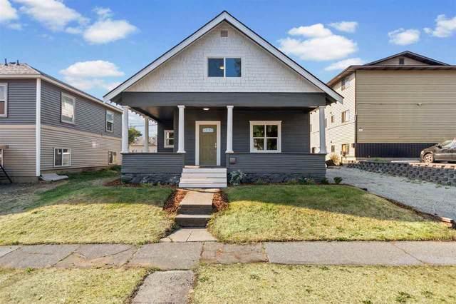 2814 E Everett Ave, Spokane, WA 99217 (#202021620) :: Prime Real Estate Group