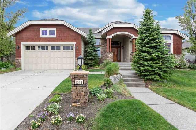 1511 N Sand Brook St, Spokane, WA 99224 (#202021627) :: The Spokane Home Guy Group