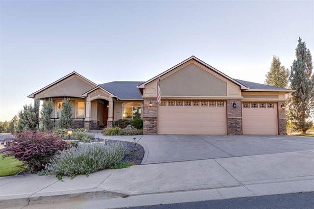 13617 N Eagle View Ln, Spokane, WA 99208 (#202021628) :: Amazing Home Network