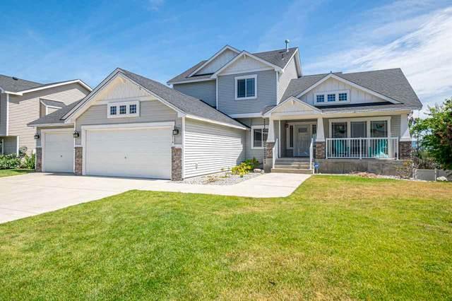 6014 N Edgemont Ln, Spokane, WA 99217 (#202021762) :: Top Spokane Real Estate