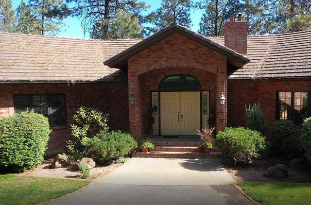 10826 S George Rd, Spokane, WA 99224 (#202021973) :: Prime Real Estate Group
