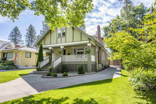 303 W 16th Ave, Spokane, WA 99203 (#202021979) :: Top Spokane Real Estate