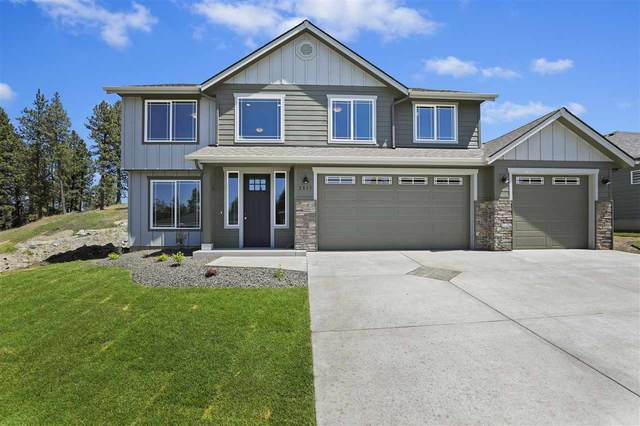2825 S Sonora Dr, Spokane Valley, WA 99037 (#202022109) :: The Synergy Group