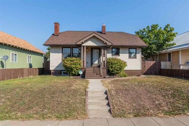 1408 W York St, Spokane, WA 99205 (#202022216) :: RMG Real Estate Network