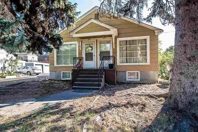 415/417 S Coeur D' Alene St, Spokane, WA 99201 (#202022303) :: The Spokane Home Guy Group
