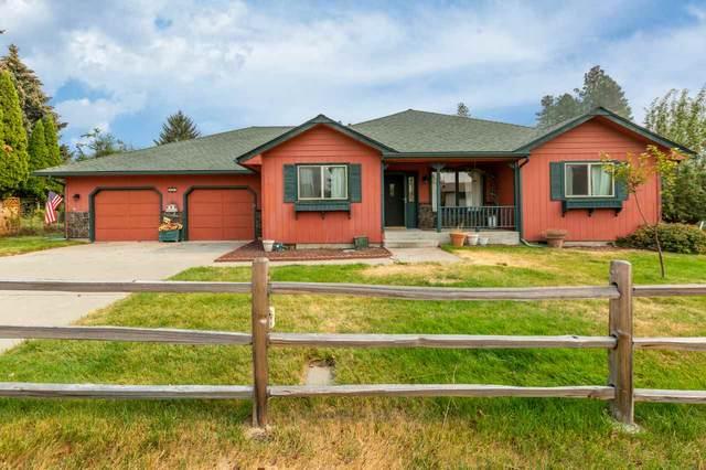 405 S Stanley St, Medical Lake, WA 99022 (#202022338) :: Elizabeth Boykin & Keller Williams Realty