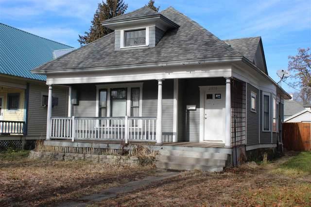 2330 W Gardner Ave, Spokane, WA 99201 (#202022388) :: The Spokane Home Guy Group