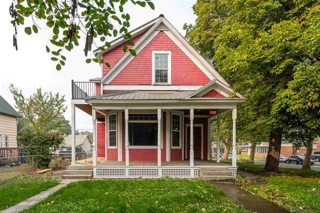 1104 W Maxwell Ave, Spokane, WA 99201 (#202022416) :: Prime Real Estate Group