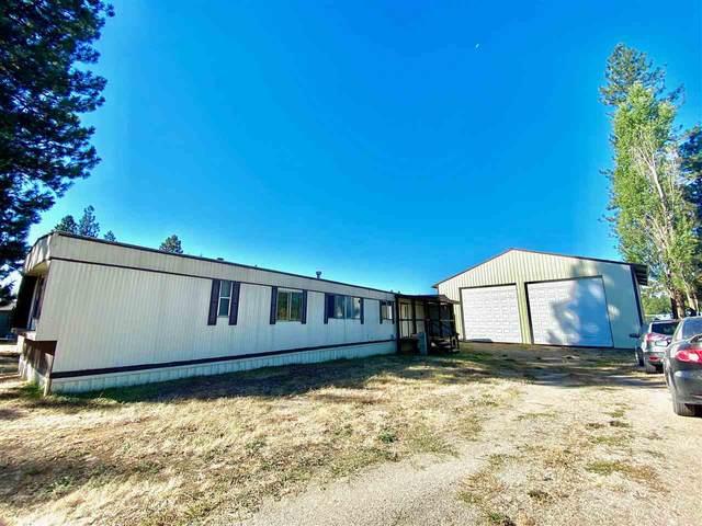 3955 Christensen Rd, Loon Lake, WA 99148 (#202022437) :: The Hardie Group