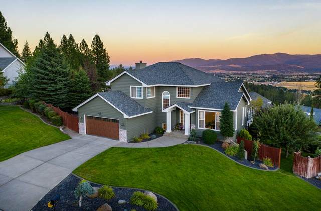 5628 N Vista Grande Dr, Otis Orchards, WA 99027 (#202022444) :: Parrish Real Estate Group LLC