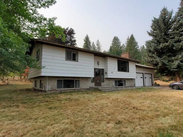 595 Reed Rd, Kettle Falls, WA 99141 (#202022476) :: The Spokane Home Guy Group