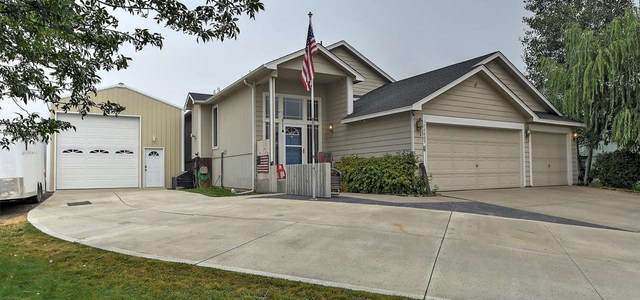14809 E Crown Ave, Spokane Valley, WA 99216 (#202022498) :: Elizabeth Boykin & Keller Williams Realty