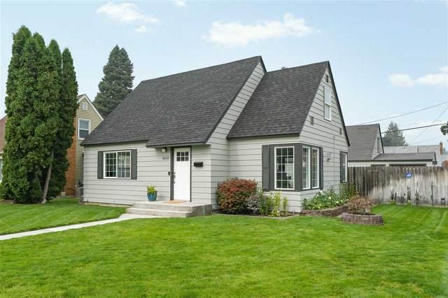 2632 W Sanson Ave, Spokane, WA 99205 (#202022544) :: RMG Real Estate Network