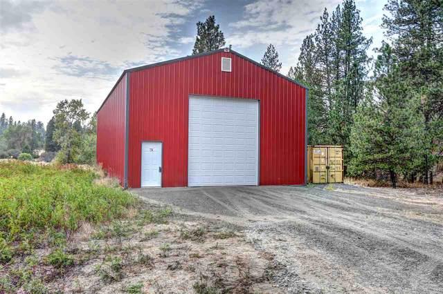 21211 E Hoxie Rd, Rockford, WA 99030 (#202022555) :: The Spokane Home Guy Group