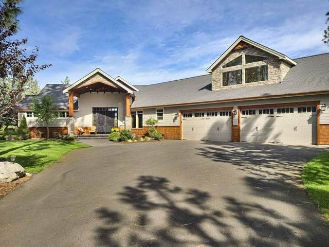 9609 W Parkview Bluff Ln, Nine Mile Falls, WA 99026 (#202022562) :: The Synergy Group