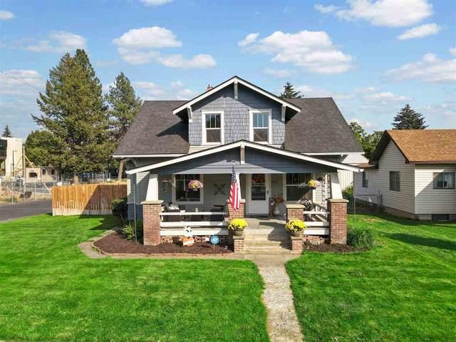 4428 N Madison St, Spokane, WA 99205 (#202022605) :: The Hardie Group