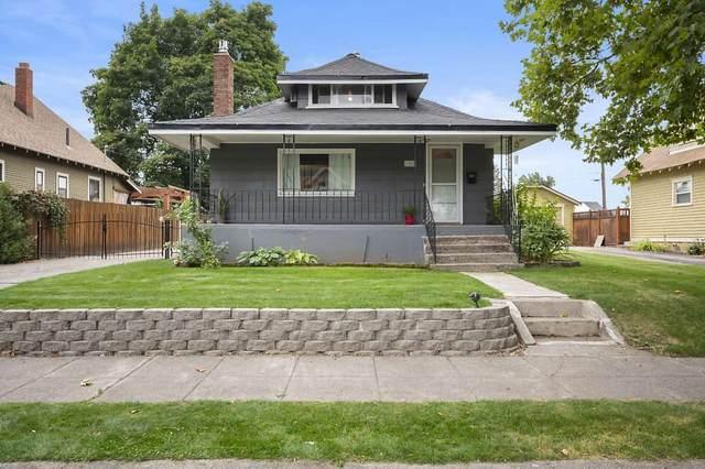 2207 W Jackson Ave, Spokane, WA 99205 (#202022640) :: The Hardie Group