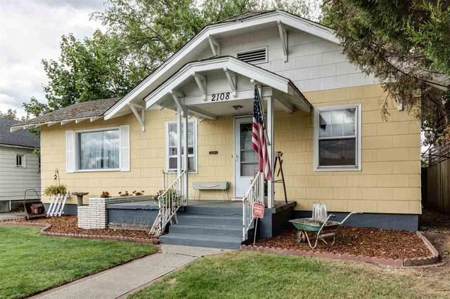 2108 E Rowan Ave, Spokane, WA 99207 (#202022680) :: The Spokane Home Guy Group