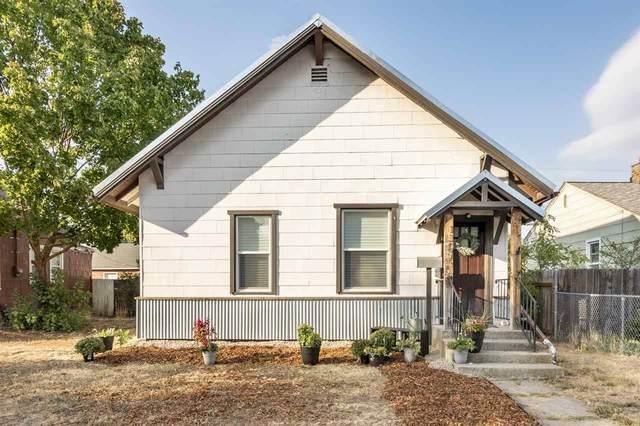 1307 E Rich Ave, Spokane, WA 99207 (#202022685) :: The Spokane Home Guy Group