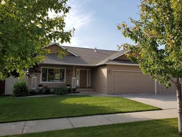 9130 E Fraser Ct, Spokane, WA 99206 (#202022687) :: The Spokane Home Guy Group