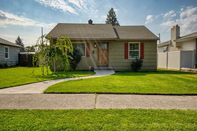 4011 W Princeton Ave, Spokane, WA 99205 (#202022694) :: Prime Real Estate Group