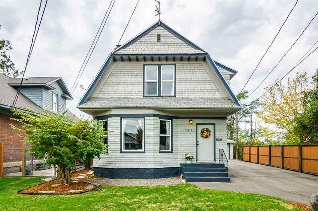2415 N Nettleton St, Spokane, WA 99205 (#202022715) :: Prime Real Estate Group