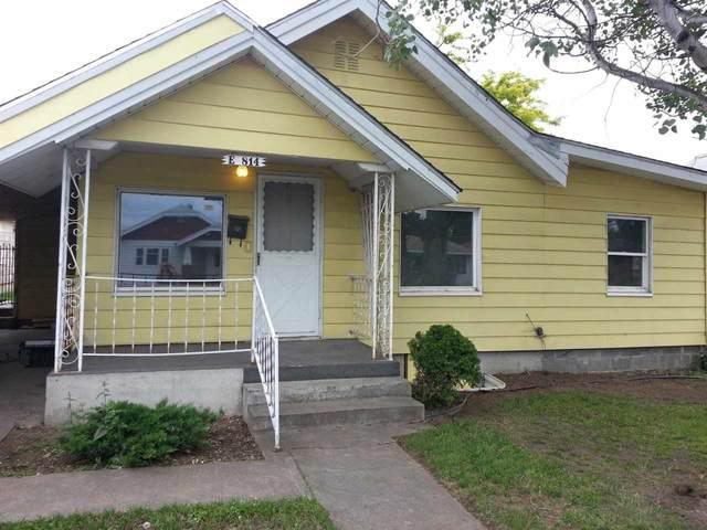 814 E Rich Ave, Spokane, WA 99207 (#202022725) :: The Spokane Home Guy Group