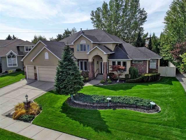 9111 N Kensington Dr, Spokane, WA 99208 (#202022765) :: The Spokane Home Guy Group