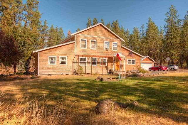 16427 S Sherman Rd, Cheney, WA 99004 (#202022770) :: The Spokane Home Guy Group