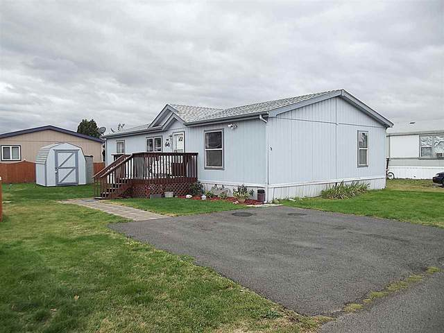 10510 W Richland Rd Unit 31, Cheney, WA 99004 (#202022776) :: The Spokane Home Guy Group