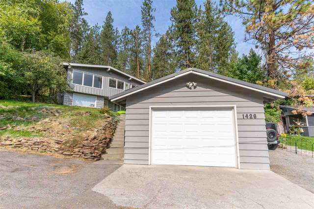 1426 S Mchenry Dr, Liberty Lake, WA 99019 (#202022784) :: Top Agent Team
