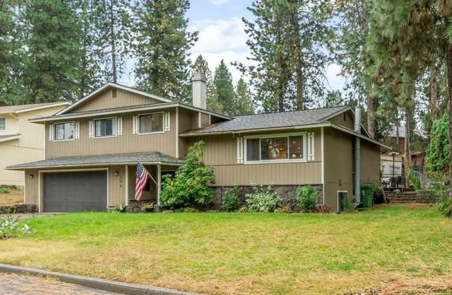 306 E Shiloh Hills Dr, Spokane, WA 99208 (#202022788) :: Prime Real Estate Group